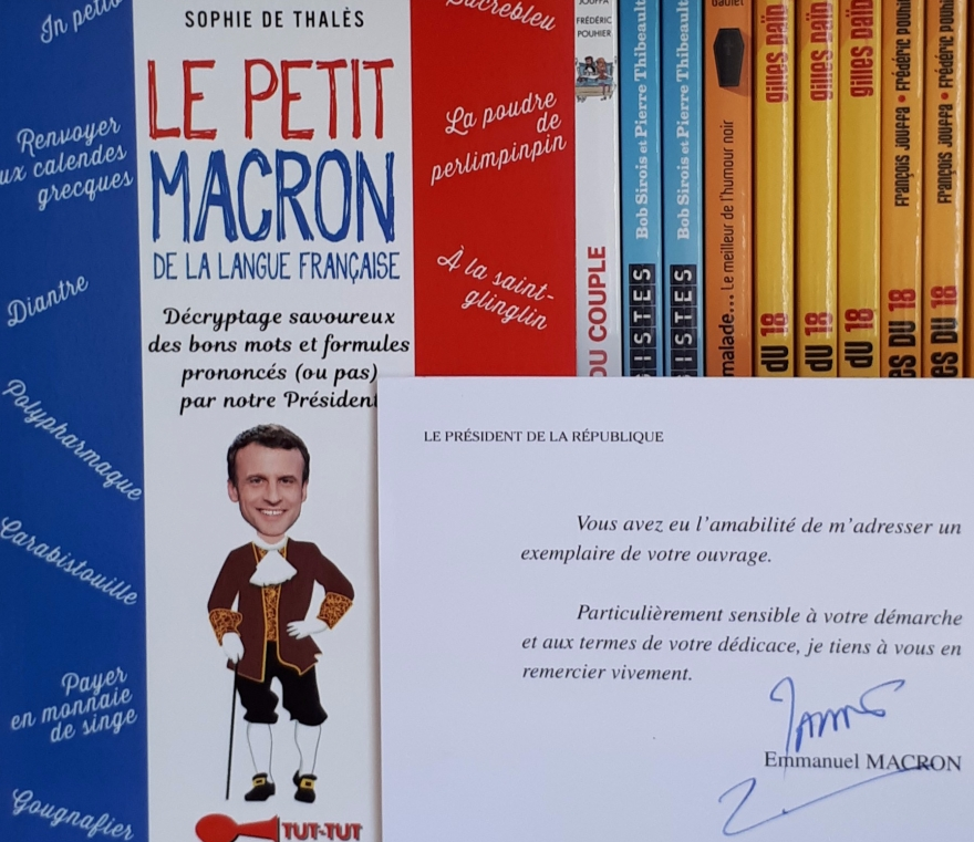Le petit Macron