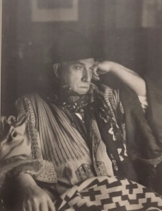 M Fortuny protrait