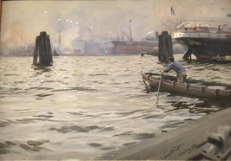 Zorn barque