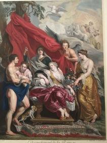 Rubens grav