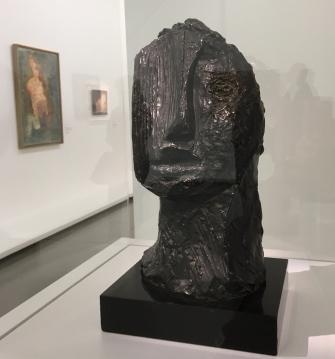 JF Sculpt tête