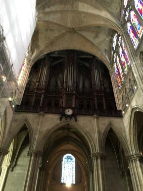 St Denis orgue