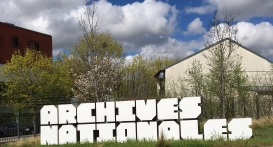 Archives Nationales lettre