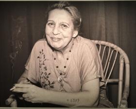 Ceija Stojka portrait