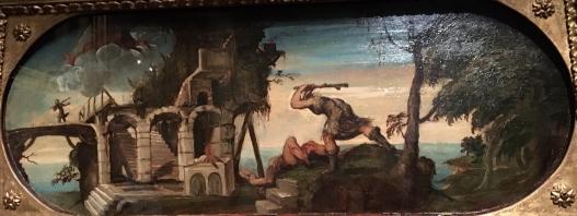 Tintoret Abel:caïn