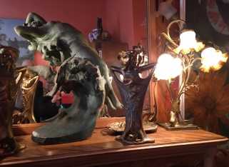 Maxime F lamp