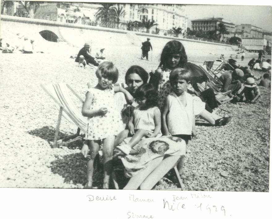Denise Yvonne Simone Milou Jean