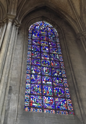 Rouen vitrail