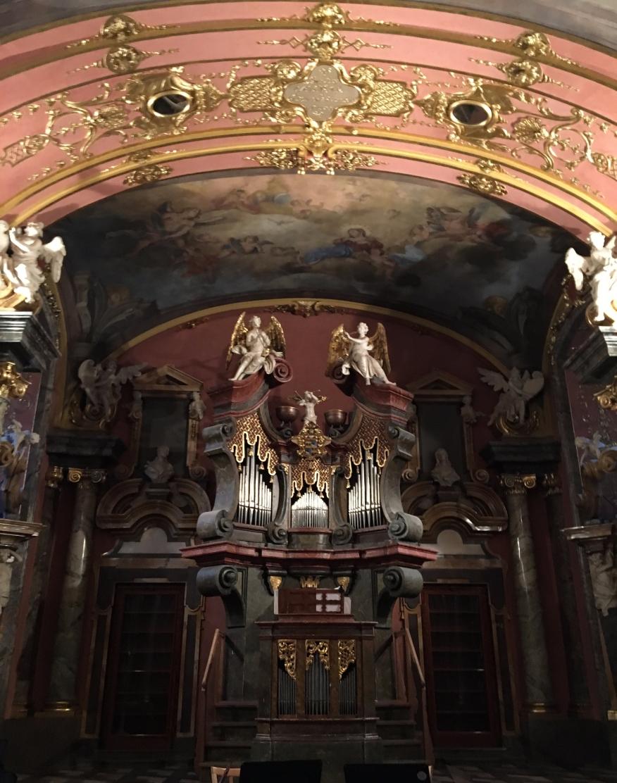 Chapel des miroirs