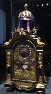 Lune horloge