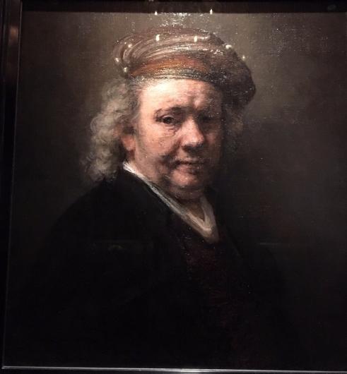 M Rembrand lui