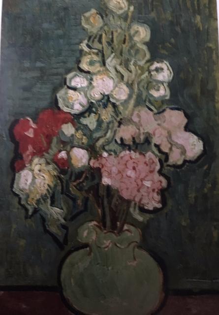 VAn G fleurs
