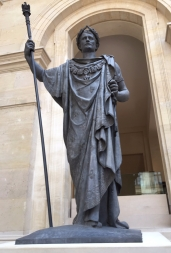 Louvre bronze Napo