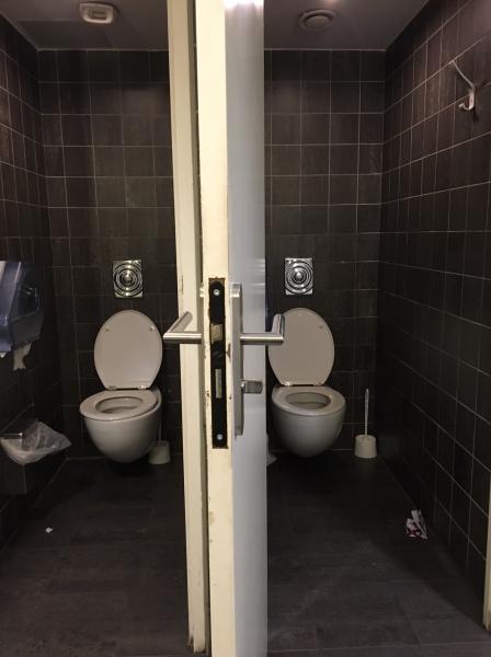 WC louv