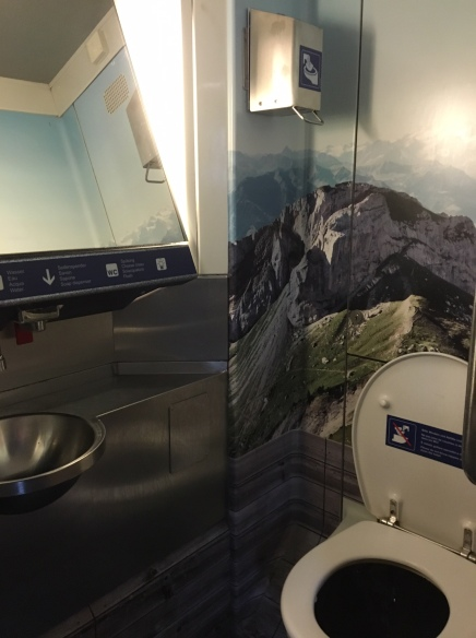 WC train deutsche bahn