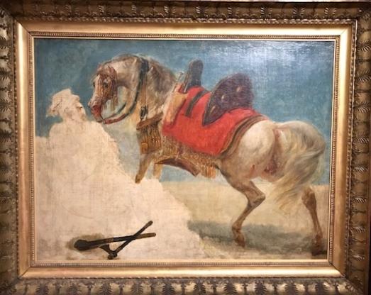 LO cheval Gros