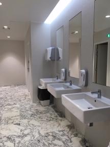 WC lavab o bf