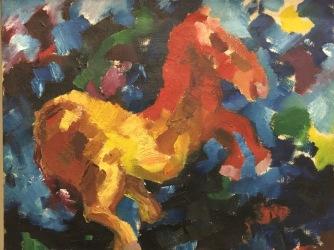 MaMo cheval