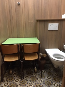 WC rest La Gentiane
